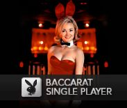 Playboy Baccarat Single Player