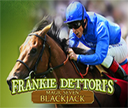 Frankie Dettori Magic Seven Blackjack
